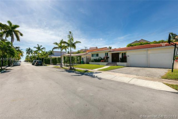 Home for Sale at 3508 Crystal View Ct, Miami FL 33133