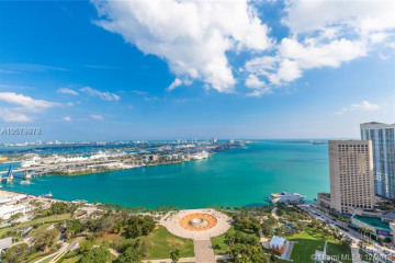 Home for Rent at 50 Biscayne Blvd #3910, Miami FL 33132