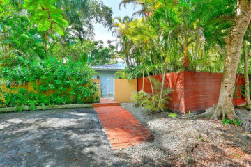 Home for Rent at 3690 Poinciana Ave, Coconut Grove FL 33133