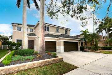 Home for Rent at 1281 Chenille Cir, Weston FL 33327