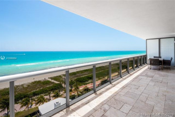 Home for Sale at 5875 Collins Ave #1101, Miami Beach FL 33140