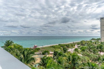 Home for Sale at 6515 Collins Ave #606, Miami FL 33141