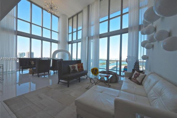 Home for Sale at 1100 Biscayne Blvd #3906-3907, Miami FL 33132