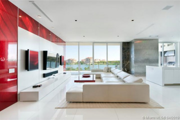 Home for Sale at 800 S Pointe Dr #703, Miami Beach FL 33139