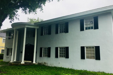 Home for Rent at 4915 Ponce De Leon Blvd, Coral Gables FL 33146
