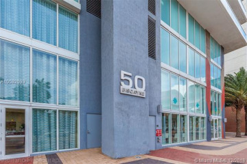 Home for Sale at 50 Biscayne Blvd #810, Miami FL 33132