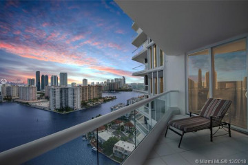 Home for Sale at 2600 Island Blvd #2603, Aventura FL 33160