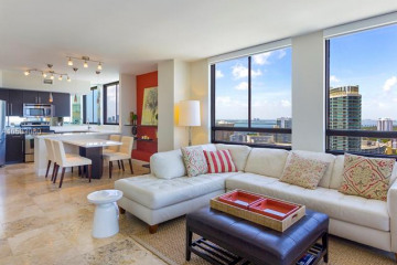 Home for Rent at 1330 West Ave #2707, Miami Beach FL 33139