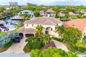 Home for Sale at 3017 NE 59th St, Fort Lauderdale FL 33308