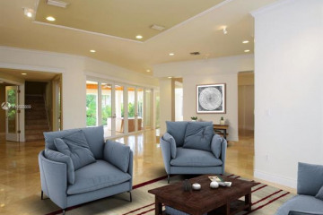 Home for Rent at 7155 E Lago Dr #-, Coral Gables FL 33143