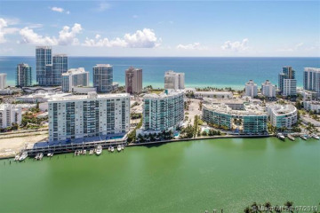 Home for Sale at 6770 Indian Creek Dr #PH-K, Miami Beach FL 33141
