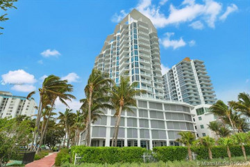 Home for Sale at 6515 Collins Ave #801, Miami Beach FL 33141