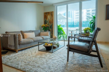 Home for Sale at 801 Brickell Key Blvd #608, Miami FL 33131