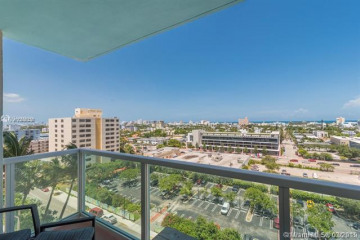 Home for Rent at 650 West Ave #908, Miami Beach FL 33139