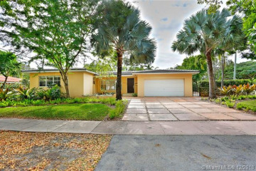 Home for Rent at 1540 Cecilia Ave, Coral Gables FL 33146