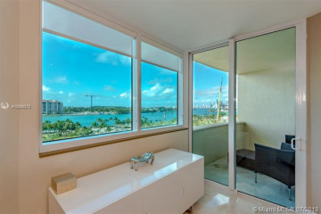 Home for Rent at 300 S Pointe Dr #802, Miami Beach FL 33139