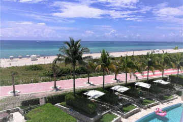 Home for Sale at 5875 Collins Ave #501, Miami Beach FL 33140