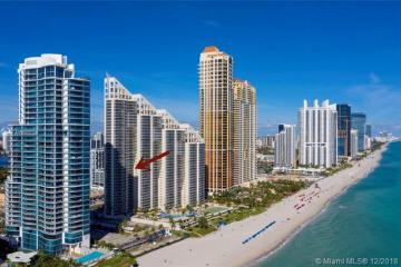 Home for Sale at 17555 Collins Avenue #1402, Sunny Isles Beach FL 33160