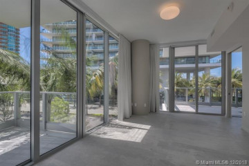 Home for Sale at 801 S Pointe Dr #203, Miami Beach FL 33139
