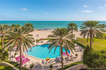 Home for Sale at 7643 Fisher Island Dr #7643, Miami Beach FL 33109