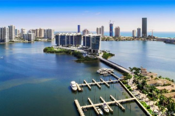 Home for Sale at 5000 Island Estates Drive #PH B, Aventura FL 33160
