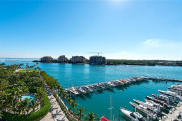 Home for Sale at 1000 S Pointe Dr #802, Miami Beach FL 33139