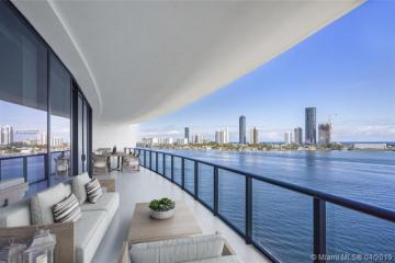 Home for Sale at 5000 Island Estates Dr #705, Aventura FL 33160