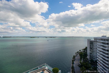 Home for Rent at 1331 Brickell Bay Dr #1607, Miami FL 33131