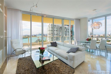 Home for Sale at 100 S Pointe Dr #1601, Miami Beach FL 33139