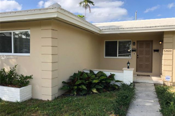 Home for Rent at 5041 Ponce De Leon Blvd, Coral Gables FL 33146
