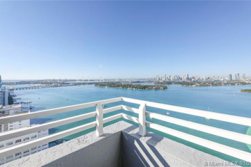 Home for Rent at 1330 West Ave #2908, Miami Beach FL 33139