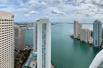 Home for Sale at 300 S Biscayne Blvd #PH-4006, Miami FL 33131