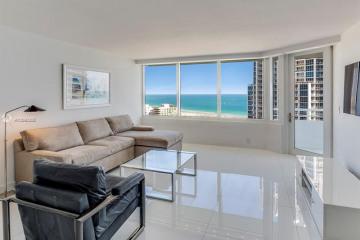 Home for Sale at 400 S Pointe Dr #2008, Miami Beach FL 33139