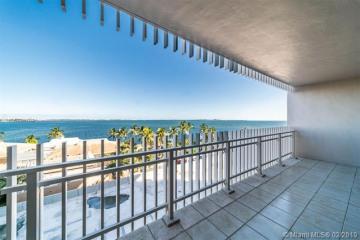 Home for Sale at 3 Grove Isle Dr #C605, Miami FL 33133