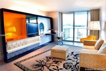 Home for Sale at 1100 West Ave #526, Miami Beach FL 33139