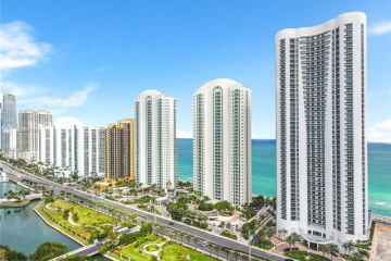 Home for Sale at 16051 Collins Ave #3403, Sunny Isles Beach FL 33160