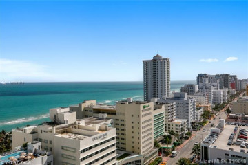 Home for Sale at 4401 Collins Av #2012, Miami Beach FL 33140