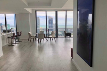 Home for Sale at 55 SW 9th St #PH4506, Miami FL 33130