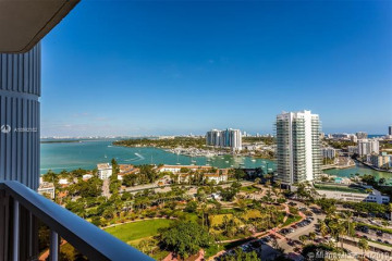 Home for Rent at 9 Island Ave #2111, Miami Beach FL 33139