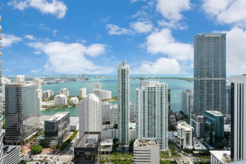 Home for Sale at 45 SW 9th St #4901, Miami FL 33130