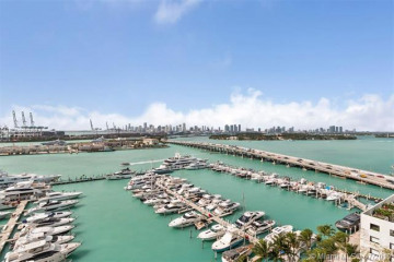 Home for Sale at 400 Alton Rd #1402, Miami Beach FL 33139