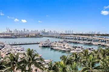 Home for Sale at 400 Alton Rd #603, Miami Beach FL 33139