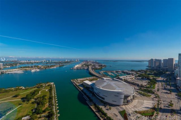 Home for Sale at 900 Biscayne Blvd #4601, Miami FL 33132