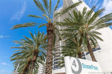 Home for Sale at 17201 Collins Ave #4108, Sunny Isles Beach FL 33160