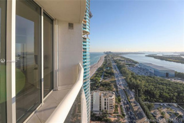 Home for Sale at 15811 Collins Ave #2906, Sunny Isles Beach FL 33160
