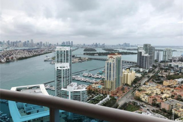 Home for Sale at 300 S Pointe Dr #4304, Miami Beach FL 33139