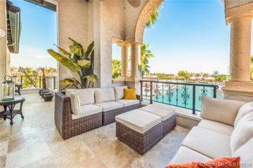 Home for Sale at 2543 Fisher Island Dr #6403, Miami Beach FL 33109