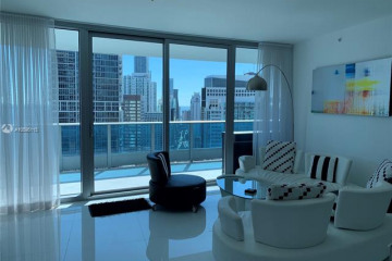 Home for Rent at 200 Biscayne Boulevard Way #4204, Miami FL 33131