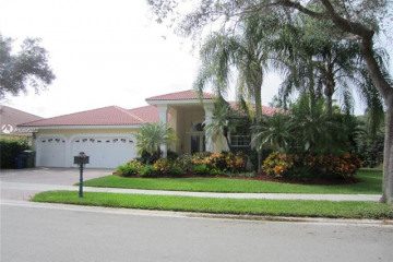 Home for Rent at 2647 Edgewater Dr, Weston FL 33332