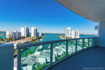 Home for Sale at 7900 Harbor Island Dr #1016, North Bay Village FL 33141